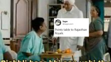 Rajasthan Royals at Bottom of Points Table After Humiliating Loss to RCB is a Meme You Can't Miss