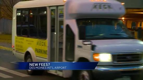 Airport Authority considers new transportation fees