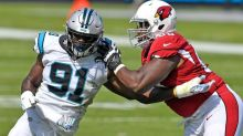 Stephen Weatherly: A little bit of complacency set in for me with the Panthers