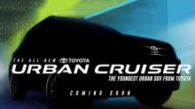 Toyota Urban Cruiser booking details revealed