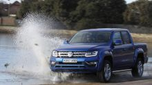 The Volkswagen Amarok takes on the elements and wins