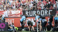 """1. FC Köln """"entsetzt"""": Böller verletzt zwölf Menschen – 35-Jähriger festgenommen"""