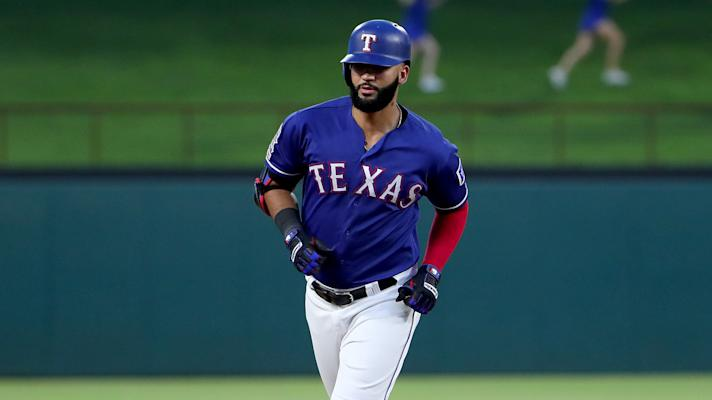 Yahoo Sports' Launch Pad - Biggest Rangers blasts from the statcast era