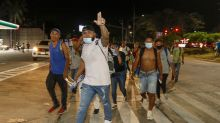 Hundreds of migrants set out from Honduras amid pandemic