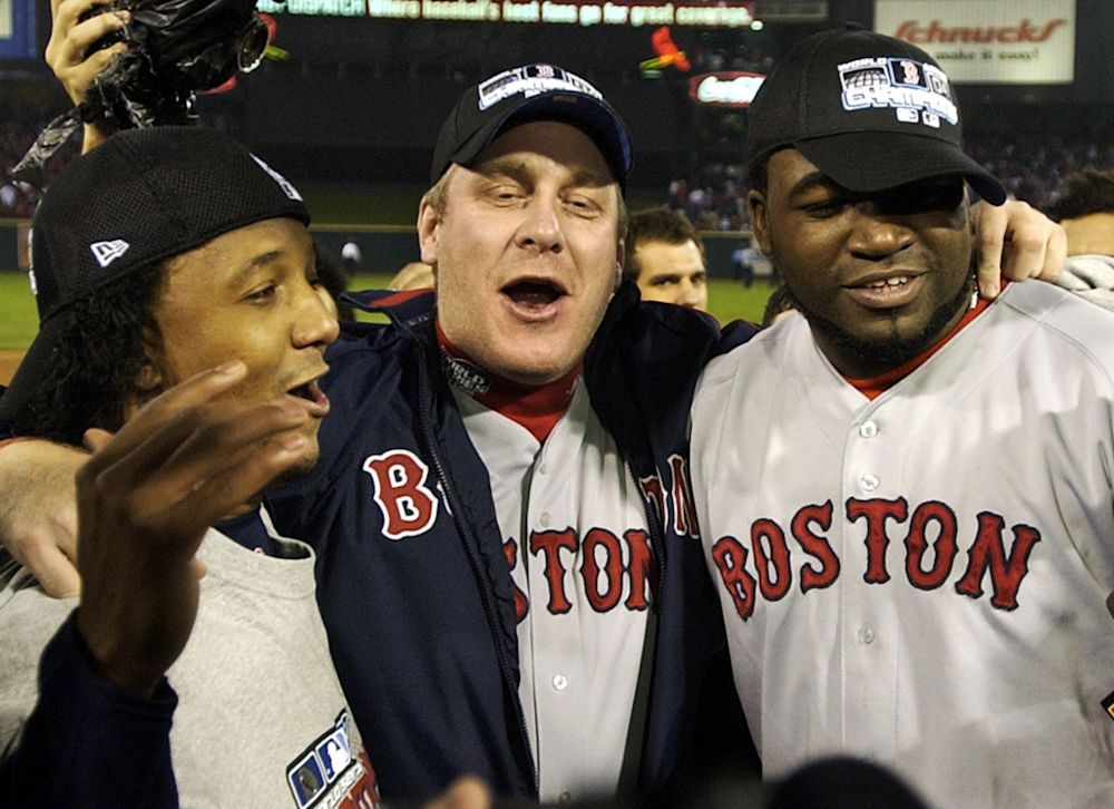 Curt Schilling expects close World Series