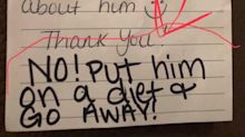 'Put him on a diet': Daycare employee fired for body-shaming 5-year-old