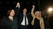 In a first, Irish nationalists overtake unionists at UK election