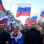 Alexei Navalny's Hotel Room Had Traces of Novichok, Supporters Say