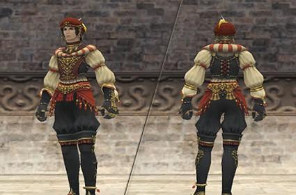 FFXI's September update will add new relic gear sets