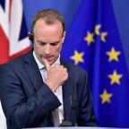 PM May battles to save Brexit deal as ministers quit