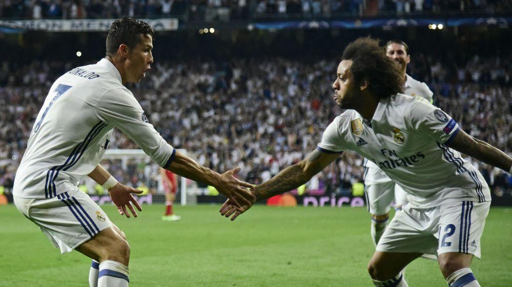Cristiano Ronaldo destaca boa relação com Marcelo e Casemiro