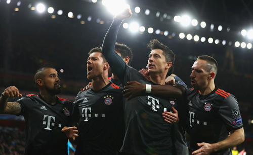Previa Bayern Munich Vs Real Madrid - Pronóstico de apuestas Champions League