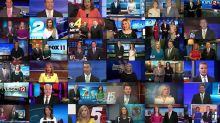 Sinclair Media's local news anchors reportedly have a jewel-tone dress code