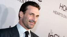 Jon Hamm Would Be Interested in Playing Batman: 'Why Not?' (Video)