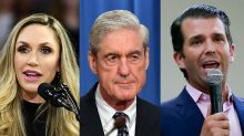 Don Jr. and Lara Trump repeatedly misspell Robert Mueller's name: 'If you hadn't inherited money, you'd never get a job'