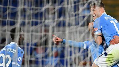 La Lazio sorride anche in campionato