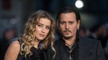 Amber Heard Denies She Is Blackmailing Johnny Depp
