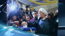 Breaking News Headlines: Reformist Rowhani Surprises With Lead in Iran Election