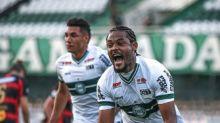 Sabino comemora resultado diante do Sport: 'O importante era a vitória'