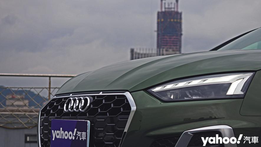 捉艷疾走!2021 Audi A5 Sportback 40 TFSI S line小改款試駕 - 3