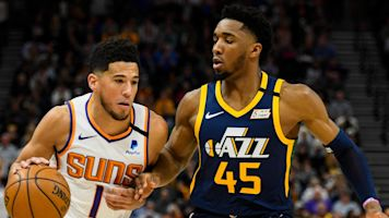 Booker wins, Mitchell loses in NBA 2K tourney
