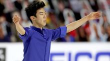 Nathan Chen wins Skate America, ties U.S. figure skating legends