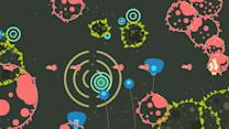 Sound Shapes - Hello World PS4 Gameplay