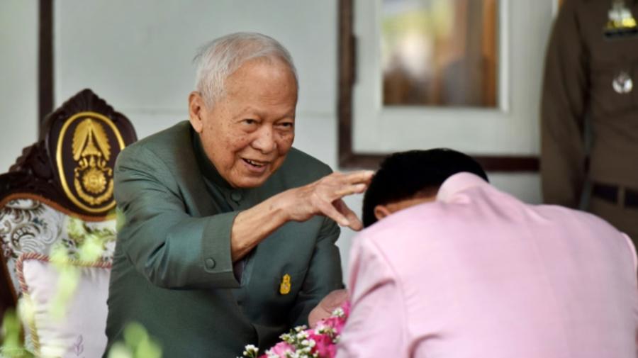 Thailand's unmatched powerbroker Prem Tinsulanonda dies aged 98