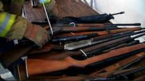 Solano County holds first ever gun buyback
