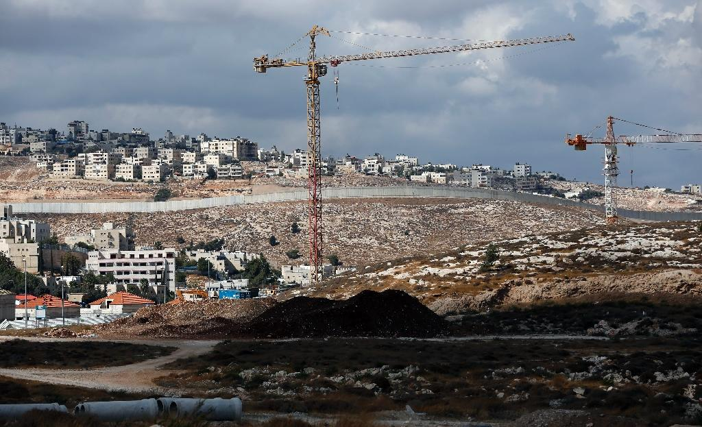 All Israeli settlements are viewed as illegal under international law (AFP Photo/AHMAD GHARABLI)