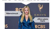 Look des Tages: Reese Witherspoon mit kurzem Blazer-Kleid bei den Emmys