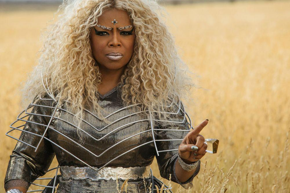Oprah Winfrey On How Her Mother Figure Maya Angelou Inspired Her A Wrinkle In Time Character