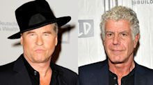 Val Kilmer doubles down on post calling Anthony Bourdain selfish: 'I'm angry because I love him'