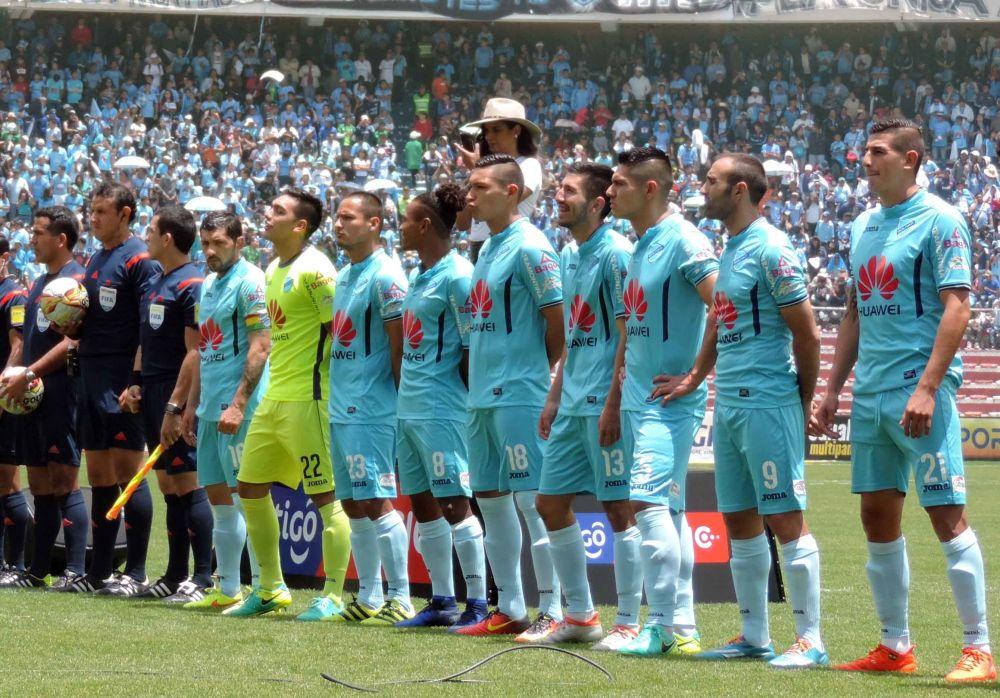 Bolívar tiene equipo definido para jugar contra la U
