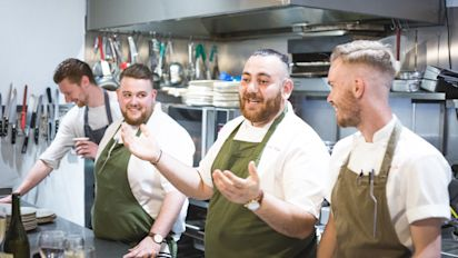 Matt Campbell's 'Masterchef'Friends Cook At Charity Supper Club In His Memory