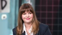 Amber Tamblyn bashed for reportedly saying she imagined giving her baby away to Canadians after Trump was elected: 'Take your baby and leave'