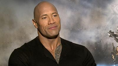Dwayne Johnson Kicks Butt In 'G.I. Joe: Retaliation'