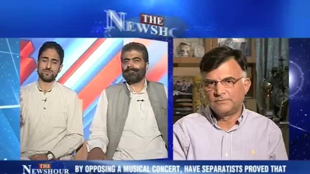 Debate: CM backs concert, separatists oppose - 2