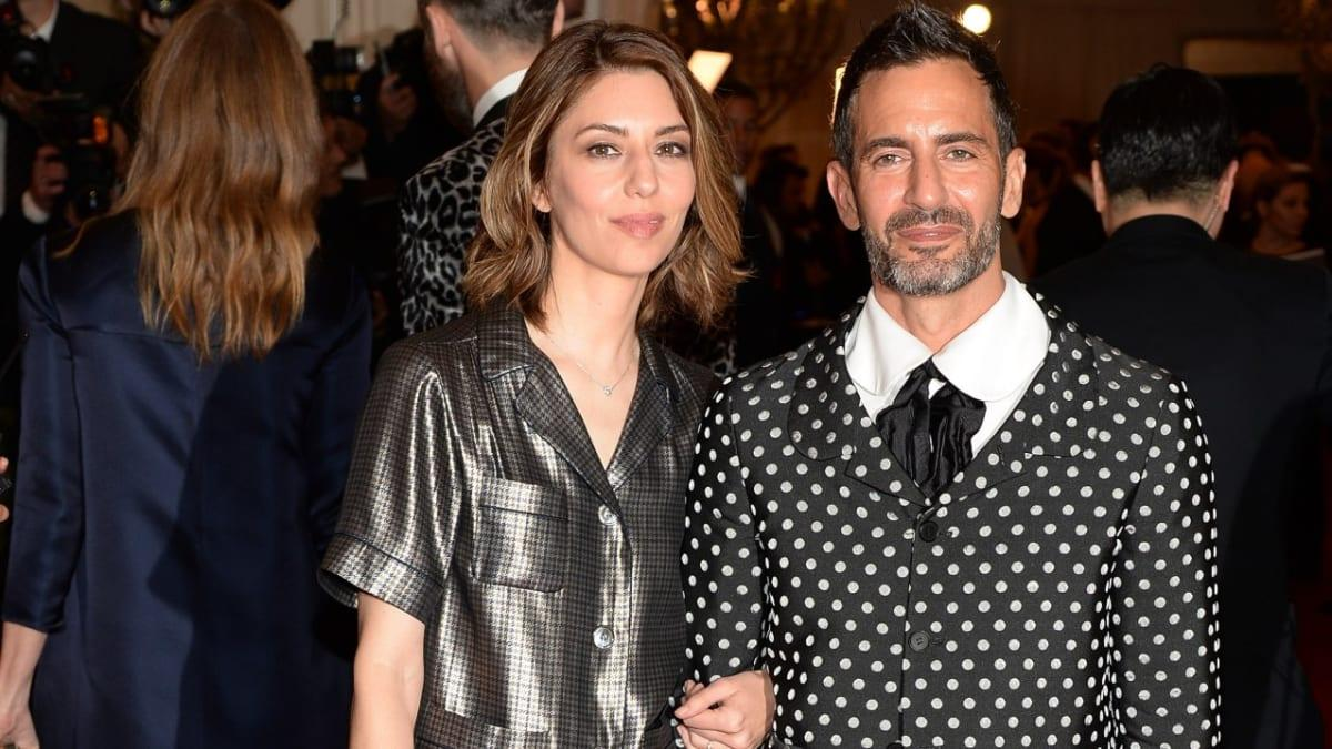 Sofia Coppola in Marc Jacobs PJs at the Met Gala