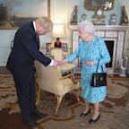 Queen interacted with Boris Johnson, Charles; palace silent on if she's had COVID-19 test