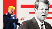 Trump's Tantrum Over Loss Could Smash Georgia GOP