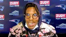 Newton embracing new challenge, fresh start with Patriots