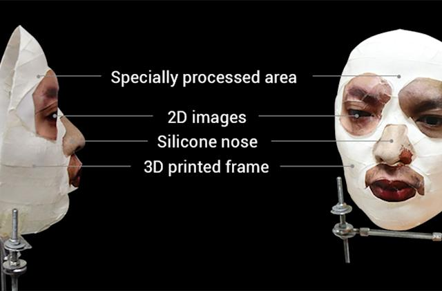 Security firm claims to thwart iPhone X's Face ID with a mask