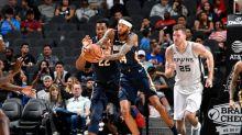Behind the Numbers: Pelicans vs. Spurs (8/9/20)