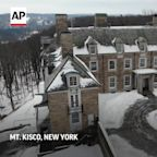 Aerials show Trump property eyed in NYC AG probe