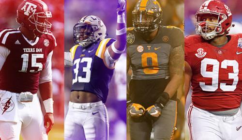 NFL: Top-Prospects im Draft 2017 - die Defense