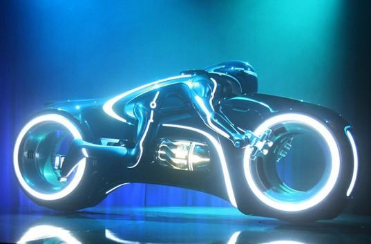 Inhabitat's Week in Green: street-legal Tron lightcycles, electronic eyeglasses, and the American Solar Challenge