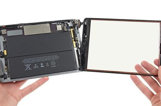 Retina iPad mini teardown uncovers giant battery, iPhone-class A7 chip
