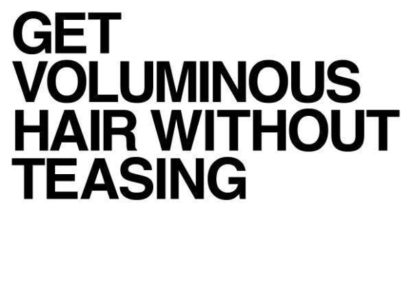 judy travis  how to get voluminous hair  video   video