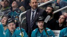 Sharks retain Bob Boughner as coach, removing interim tag
